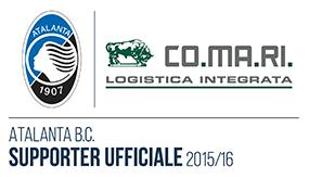 Comari sponsor Atalanta Bergamasca Calcio